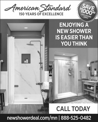 Enjoying a New Shower is Easier Than You Think