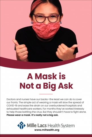 A Mask is Not a Big Ask