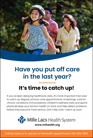 Have You Put Off Care in the Last Year?