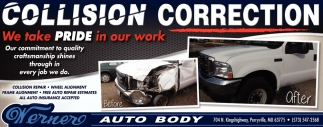 Collision Correction