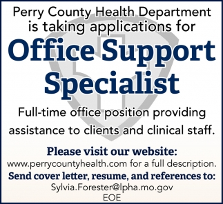 Office Support Specialist