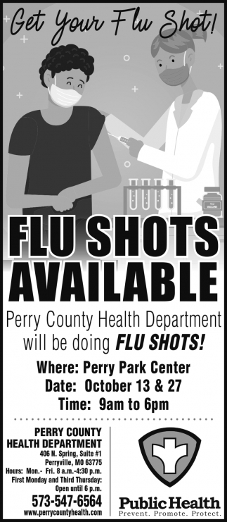Flu Shots Now