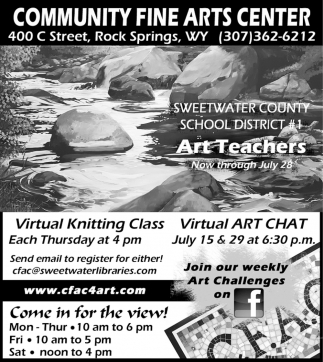 Virtual Art Chat