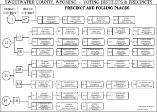 Precinct and Polling Place