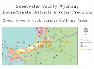 Green River & Rock Spring Outlying Areas