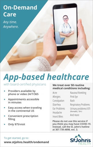 App-Based Healthcare