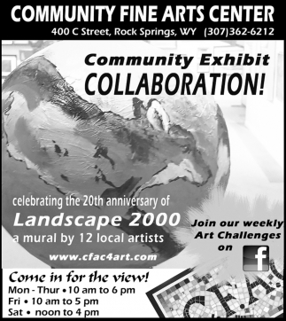Community Exhibit Collaboration!