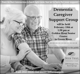 Dementia Caregiver Support Group
