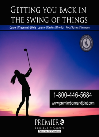 Getting You Back in the Swing of Things