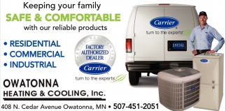 Keeping Your Family Safe Comfortable With Our Reliable Products