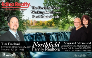 The Freeland Team Working for all your Real Estate Needs