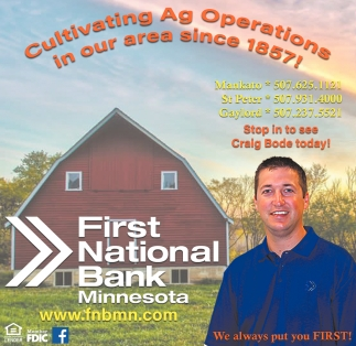Cultivating Ag Operations in our area since 1857!