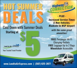 Highway Connection - Hot Summer Deals