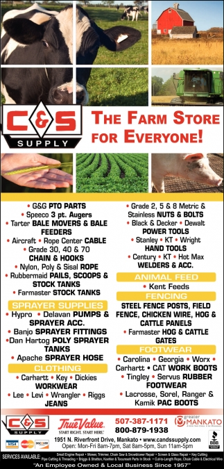 The Farm Store for Everyone!