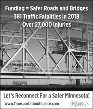 Let's Reconnect For a Safer Minnesota!