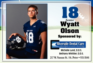 18 Senior - Wyatt Olson