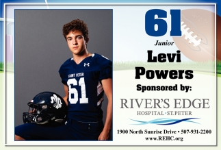 61 Junior - Levi Powers