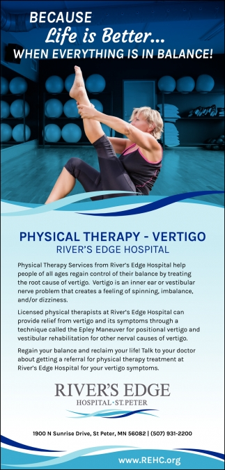 Physical Therapy - Vertigo