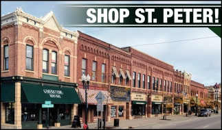 Shop St. Peter!