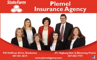 State Farm - Plemel Insurance Agency