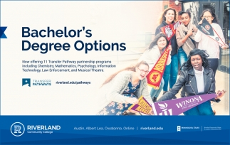 Bachelor's Degree Options