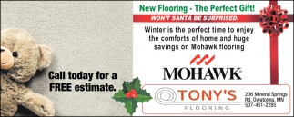 New Flooring - The Perfect Gift