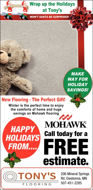 Make Way For Holiday Savings!