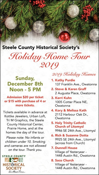 Holiday Home Tour 2019