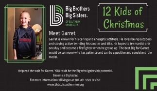 12 Kids of Christmas - Meet Garret