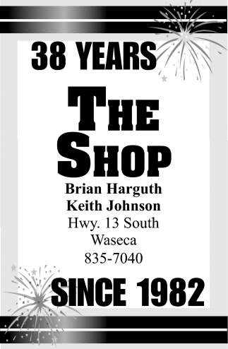 38 Years - Brian Harguth, Keith Johnson