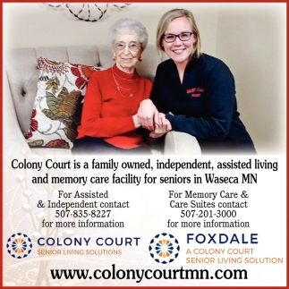 Colony Court is a family owned