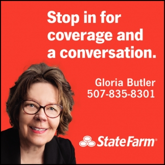 Stop in for coverage and a conversation