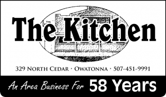 An Area Business For 58 Years
