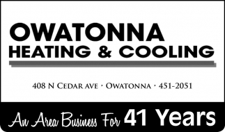 An Area Business For 41 Years