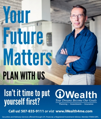 Your Future Matters Plan With Us