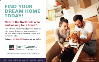 Find your dream home today!