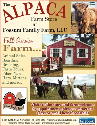 The Alpaca Farm Store