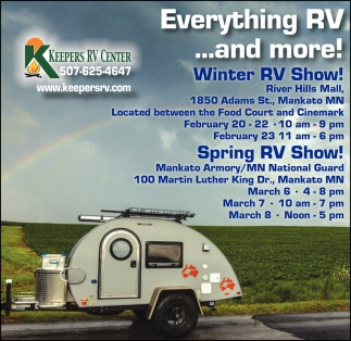 Everything RV... and more!