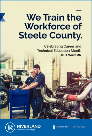 We Train the Workforce of Steele County
