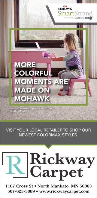 More Colorful Moments Are Made On Mohawk