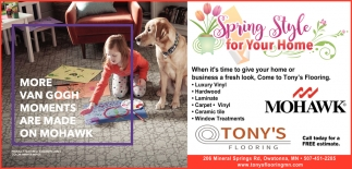 Spring Sale for Your Home
