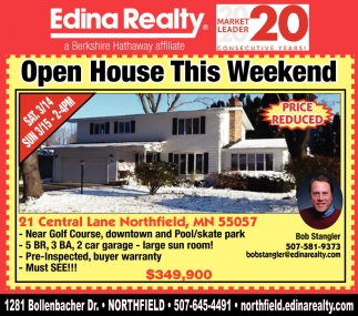 Open House This Weekend - 21 Central Lane, Northfield