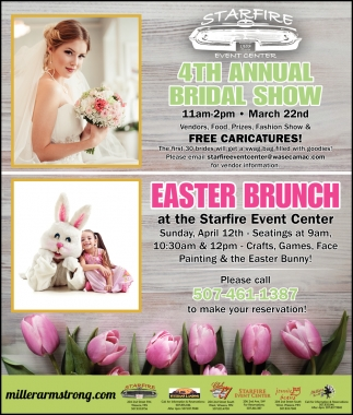 4th Annual Bridal Show