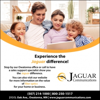 Experience the Jaguar Difference