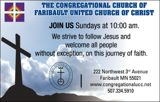 Join Us Sundays at 10:00 am