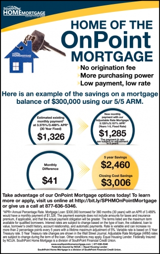 OnPoint Mortgage