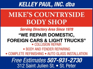 We Repair Domestic, Foreign Cars
