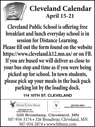 Free Breakfast and Lunch Everyday