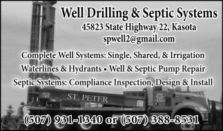 St. Peter Well Drilling