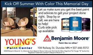 Kick Off Summer With Color This Memorial Day